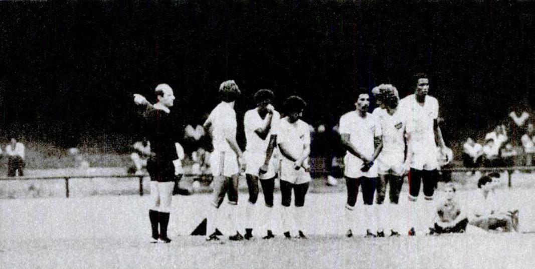 1984 - Barreira recriada por Rodolfo Rodriguez
