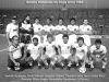 1985-06-06 - Santos campeao Copa Kirin Japao - Rodolfo Rodriguez, Paulo Roberto, Serginho Carioca, Toninho Carlos, Davi e Jaime Boni - Acervo Santista
