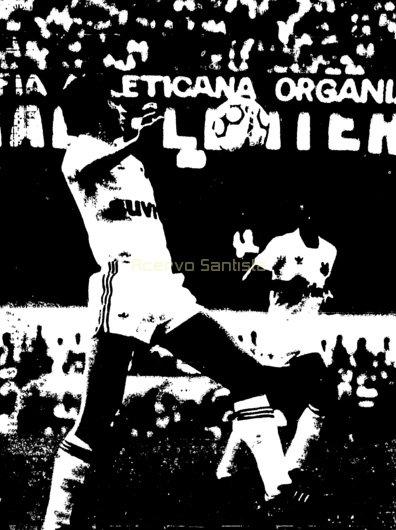 1987-09-14-atletico-mg-5-x-1-santos-atacante-augusto-domina-a-bola-contra-o-galo