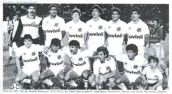 1987 - Santos FC