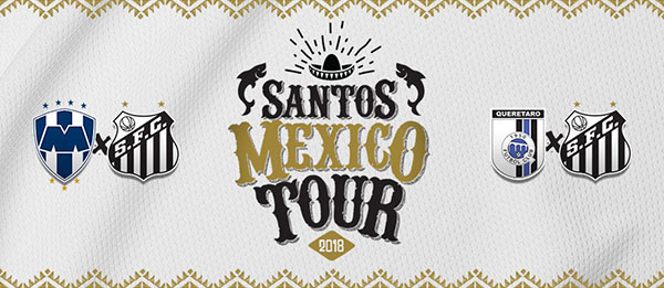 Excursão México 2018 - Santos FC